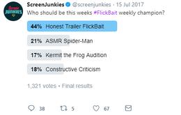 Flick bait honest trailer