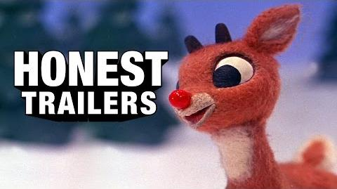 Honest Trailer - Rudolph the Red-Nosed Reindeer (1964)
