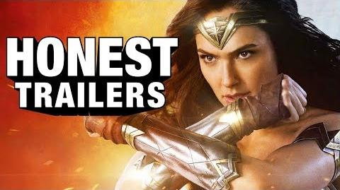 Honest Trailer - Wonder Woman