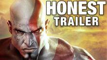 Honest game trailer god of war