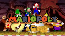 MARIO PARTY (Honest Game Trailers) Open Invideo 3-47 screenshot