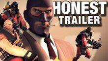 Honest game trailer team fortress 2