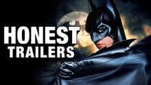Honest trailer batman forever