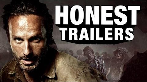 Honest Trailer - The Walking Dead: Seasons 1-3