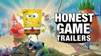 Honest Game Trailers SpongeBob SquarePants Battle for Bikini Bottom – Rehydrated