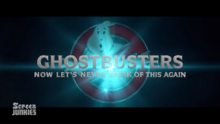 Honest Trailers - Ghostbusters (2016) Cannot transcribe this video 4-24 screenshot