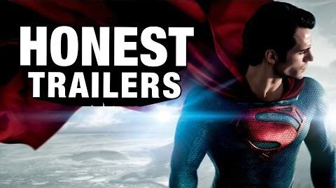 Honest Trailer - Man of Steel