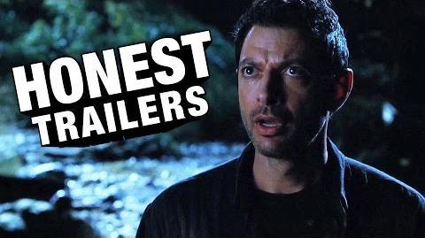 Honest Trailer - The Lost World: Jurassic Park