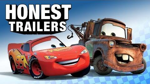 Honest Trailer - Cars & Cars 2