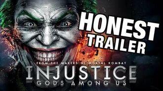 INJUSTICE- GODS AMONG US (Honest Game Trailers)
