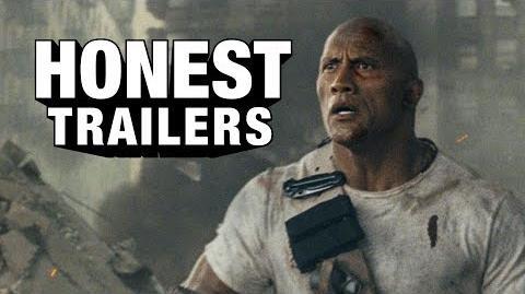 Honest Trailer - Rampage