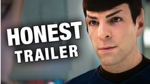 Honest trailer star trek 2009