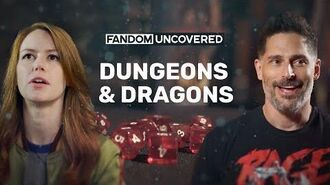 Defeat Your Demons with Dungeons & Dragons - FANDOM UNCOVERED