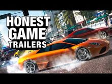 Honest game trailer the crew