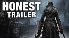 Honest game trailer bloodborne
