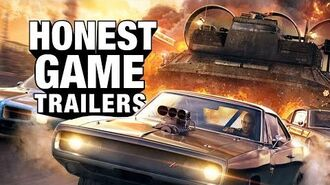 Honest Game Trailers Fast & Furious Crossroads
