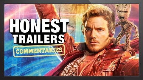 Honest Trailer Commentaries - Guardians of the Galaxy 2