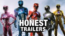 Honest trailer power rangers