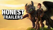 Honest trailer how to train your dragon