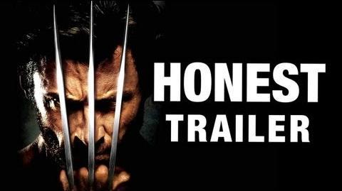 Honest Trailer - X-Men Origins: Wolverine