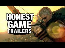 Honest game trailer metal gear survive