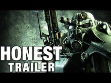 Honest game trailer fallout 3