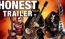 Honest game trailer guitar hero