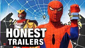 Honest trailer japanese spider-man