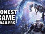 Honest Game Trailers - Monster Hunter World: Iceborne