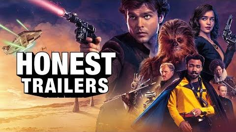 Honest Trailer - Solo: A Star Wars Story