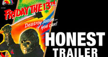 Honest game trailer friday the 13th nes