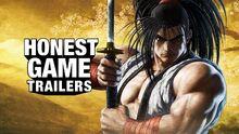 Honest game trailer samurai shodown