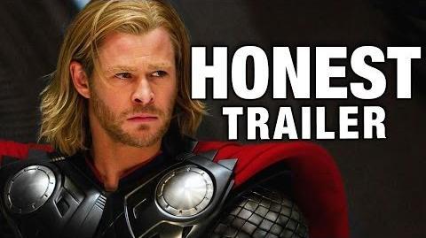 Honest Trailer - Thor
