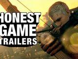 Honest Game Trailers - Metal Gear Survive