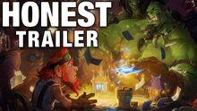 Honest game trailer hearthstone