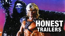 Honest trailer masters of the universe