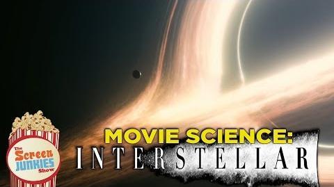 Movie Science- Interstellar