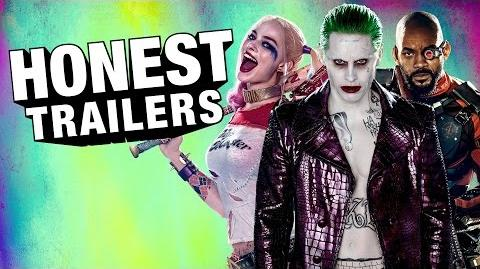 Honest Trailer - Suicide Squad