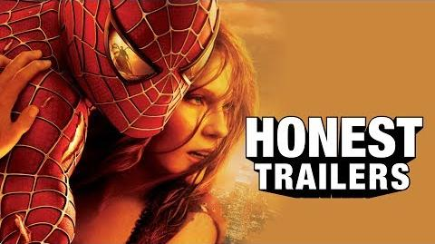 Honest Trailer - The Spider-Man Trilogy