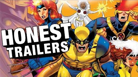 Honest Trailer - X-Men: The Animated Series