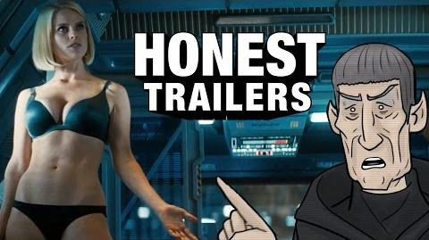 Honest Trailer - Star Trek Into Darkness