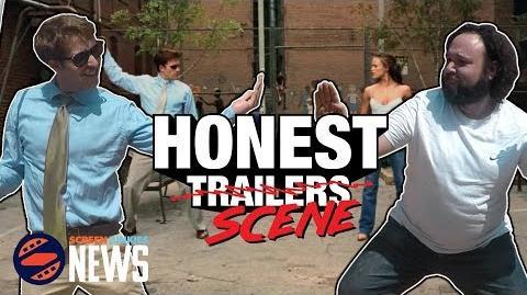 Honest Scene- Re-creating 2003's Daredevil Playground Fight!