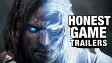 Honest game trailer shadow of mordor