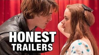 Honest Trailers The Kissing Booth
