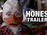 Honest Trailer - Howard the Duck