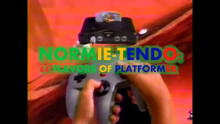 N64 (Honest Game Trailers) Cannot transcribe this video 4-9 screenshot