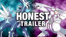 Honest game trailer pokemon diamond and pearl