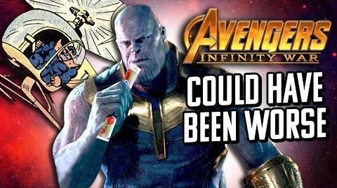 Avengers- Infinity War Could Have Been Worse