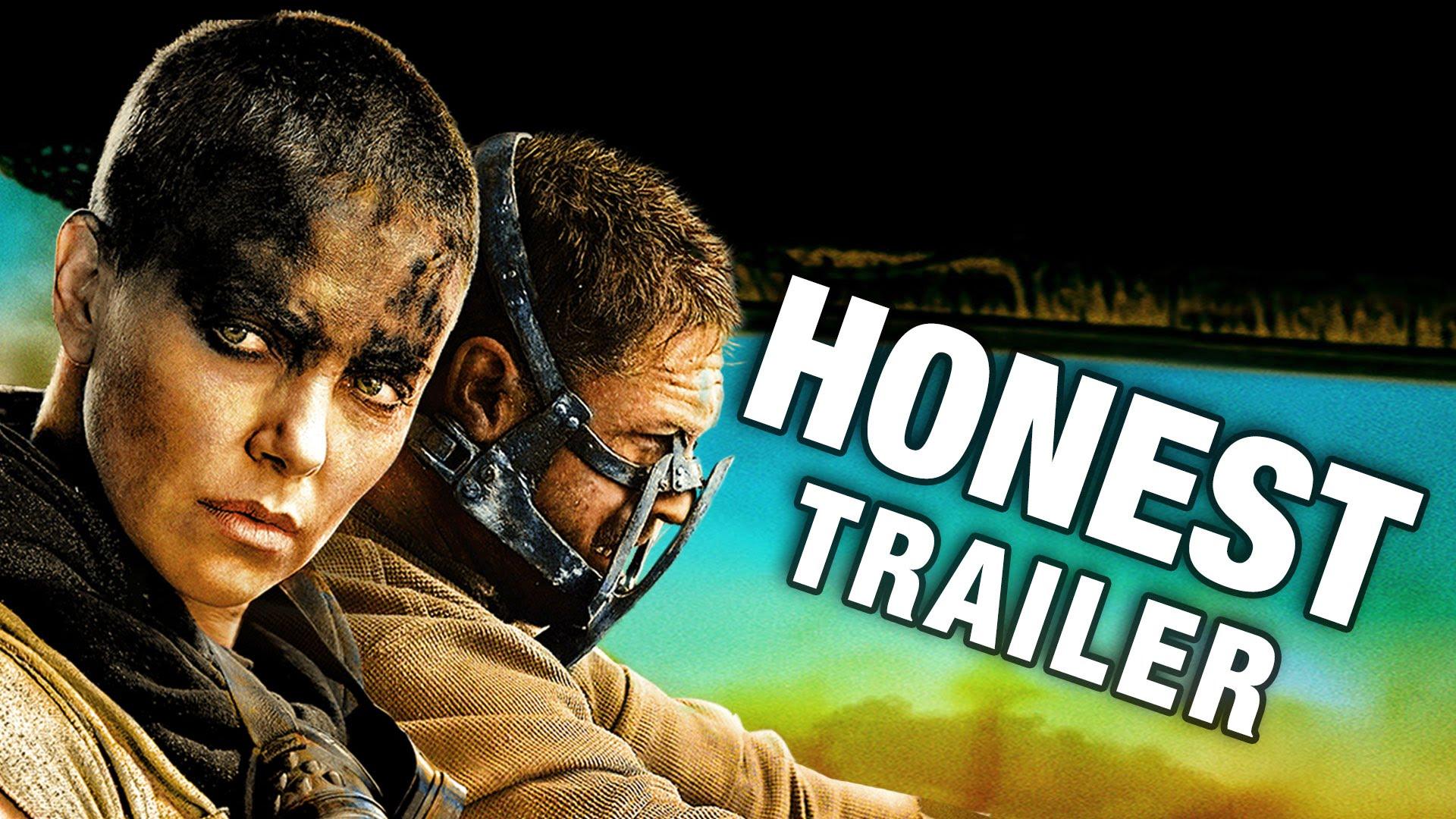 Honest Trailer Mad Max Fury Road Honest Trailers Wikia Fandom