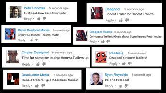 Deadpool 2 comments